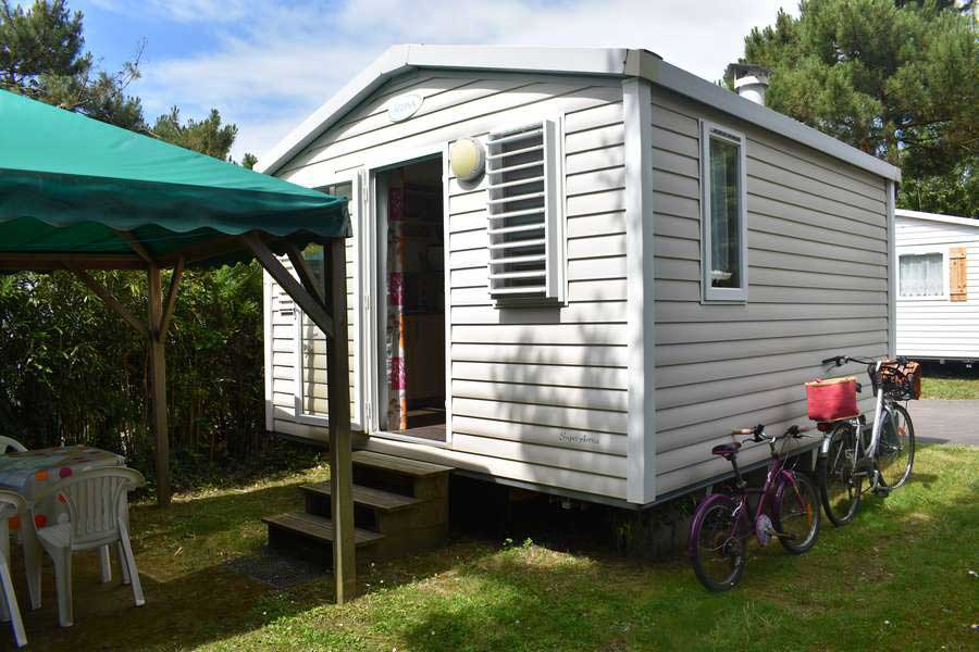mobilhome confort 18m2