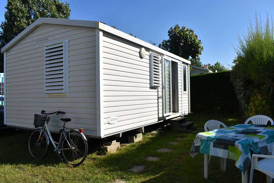 mobilhome confort 24m²