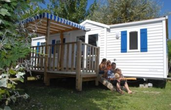 photo camping le petit paris en vendee mobil home confort